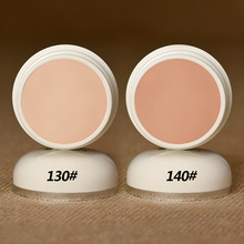 Brand Powder Waterproof Make Up Perfect Cover Concealer Face Whitening Brighten Cream Powder Foundation Makeup Palette