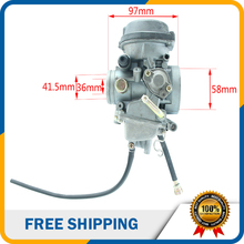 KFPD36 Carburetor 36mm XinYang 500cc ATV UTV Cable Choke Carburetor for XinYang 500cc ATV UTV HK-155