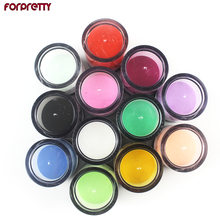 Acrilico Color Acrylic Powder Nail Art Poudre Acrylique Colored Acryl Monomer Acrylverf Nagels Polvos Acrilicos Ongles Colors(China)