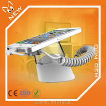 Universal Mobile cell phone security display stand burglar alarm system for all phones retail shop loss prevention(China)