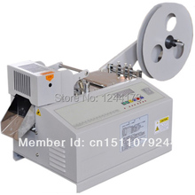 automatic  ribbon cutting machine(cold cutter) LM-615+Free shipping by Fedex(door to door service)