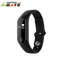Smart Fitness Bracelets Sport Passometer Tracker Smart Bracelet Watch Alarm Clock Vibration Bluetooth Wristband for Android IOS