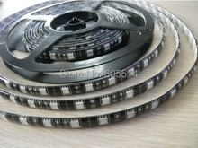 [Seven Neon]Free DHL shipping 150meters black FPBC board 12V IP65 waterproof 60leds/meter flexible 5050 led SMD strip light