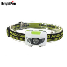 Professional High Quality 4 Modes Waterproof CREE LED Headlamp Mini Headlight or Head light for Riding Camping Outdoor(China)