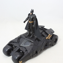 Dark Knight black car 8inch Batmobile tumbler batman vehicle the toy cars children's toys for gift