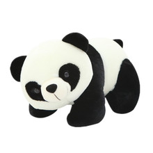 J604 New Arrival 20cm Cute Lovely Panda Plush Toy The Best Gift For Kids Appease Doll