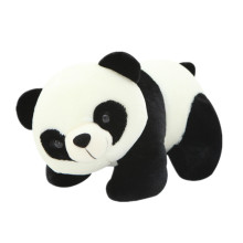 J604 New Arrival 20cm Cute Lovely Panda Plush Toy The Best Gift For Kids Appease Doll(China)