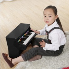 real kids table piano early eduaction good quality gift for girl(China)