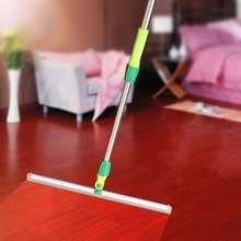Hot Floor Wiper Stainless Steel Telescopic Squeegee Glass Window Cleaner Household Floor Cleaning Tools Cleaning Brushes