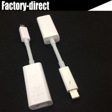 Thunderbolt to FireWire 800 Adapter cable A1463/MD464ZM/A used(obvious used marks)(China)