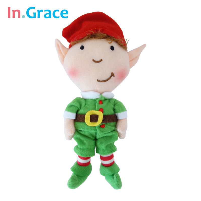 littlest elf dolls kawaii stuffed cloth doll for baby mini dolls with high quality clothes 18CM cheap small dolls for kids green<br><br>Aliexpress