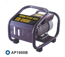 AP1900B 220V industrial electric high pressure car wash machine