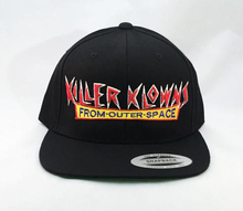 2017 Killer Klowns from Outer Space Snapback Cap New Listing Men Women Baseball Cap US 1988 Science Fiction Film Embroidery Hats(China)