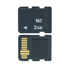 512MB 1GB 2GB 4GB 8GB M2 Card Memory Stick Micro Camera Phone memory card M2 Card(China)