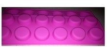 BOTTLE CAP SILICONE cookie chocolate soap candle MOULD ice cube tray silicon mold(China)