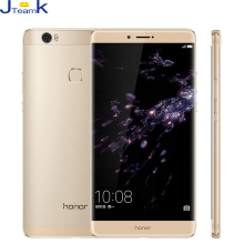"Original Huawei Honor NOTE 8 Dula 4G Mobile Phone 6.6"" 2560*1440 Screen  Octa core 2.5GHz 4GB Ram Metal Body 4500 mAh battery"