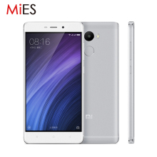"Xiaomi Redmi 4 Mobile Phone Snapdragon 430 Octa Core CPU 2GB RAM 16GB ROM 5.0"" 13MP 4100mAh Battery Fingerprient ID MIUI 8"
