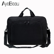 Men Briefcase Handbag Laptop Messenger-Bag Tablet Document Shoulder Business Computer