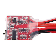 Hot! 10A Bustophedon ESC Brushed Speed Controller For RC Car Truck Boat New Sale(China)