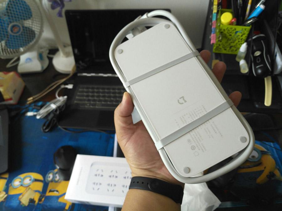 Original Xiaomi Smart Power Strip 2.1A Fast Charging 3 USB Extension Socket Plug 6 Standard Socket Adapter (35)