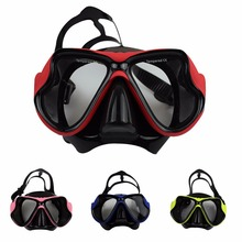 Underwater Diving Mask Spearfishing Scuba Snorkel Swimming Goggles Snorkel Durable Wear Resistant Diving Swim Masks Set