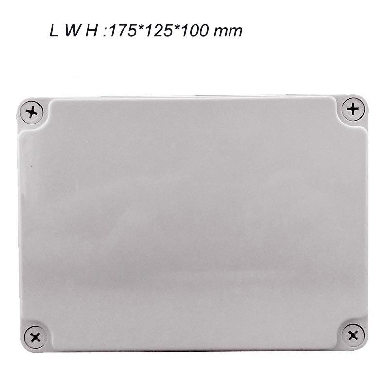 High - end plastic waterproof junction box IP67 IK08 Plastic Waterproof Electric Project Junction Box 175*125*100<br><br>Aliexpress