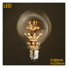 Buy Sample order Antique Retro Vintage Edison Bulbs E27 Light Bulbs G80 LED Squirrel-cage Decorative Filament Bulb Edison Light for $11.97 in AliExpress store