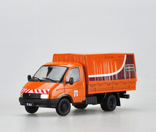 Special offer Out of print DEA 1:43 Soviet vans Brown Alloy car models The new plastic packaging Favorites Model