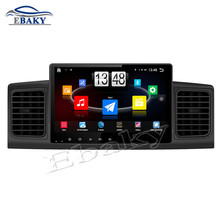HD 1024*600 9'' Quad Core Android 4.4 Car PC Radio GPS For Toyota Corolla EX/Universal With Stereo Multimedia with GPS/BT/AM/FM
