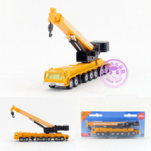 Free Shipping/Siku/Diecast Toy car Model/Simulation:Heavy lifting machine Crane/For Collection/Educational/Small/Festival gift