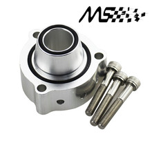 BOV Blow Off Valve Flange Adapter For VW / Audi With VAG 2.0L FSI engines with logo and packing