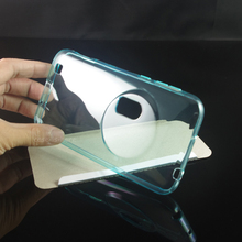 CASEISHERE Soft Transparent TPU Gel Case Skin For Asus Zenfone Zoom ZX551ML ZX550 Mobile Phone Protective Cover