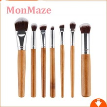 6PCS/Set Excellent Powder Eye Face Makeup Brushes Soft Hair Women Wonderful Love Foundation Brush Beauty Make up Cosmetic Tools(China)