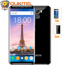 "Oukitel K5000 5.7""18:9 Infinity Display 4G Smartphone 5000mAh Android 7.0 4GB RAM 64GB Octa Core 16MP Fingerprin Mobile phone(China)"