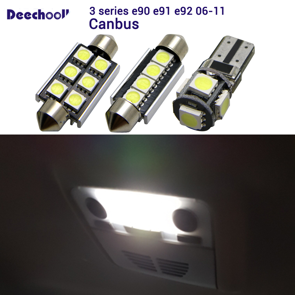 FOR BMW 3 Series E46 330d LED Canbus No Error Side Light Upgrade Parking Bulb