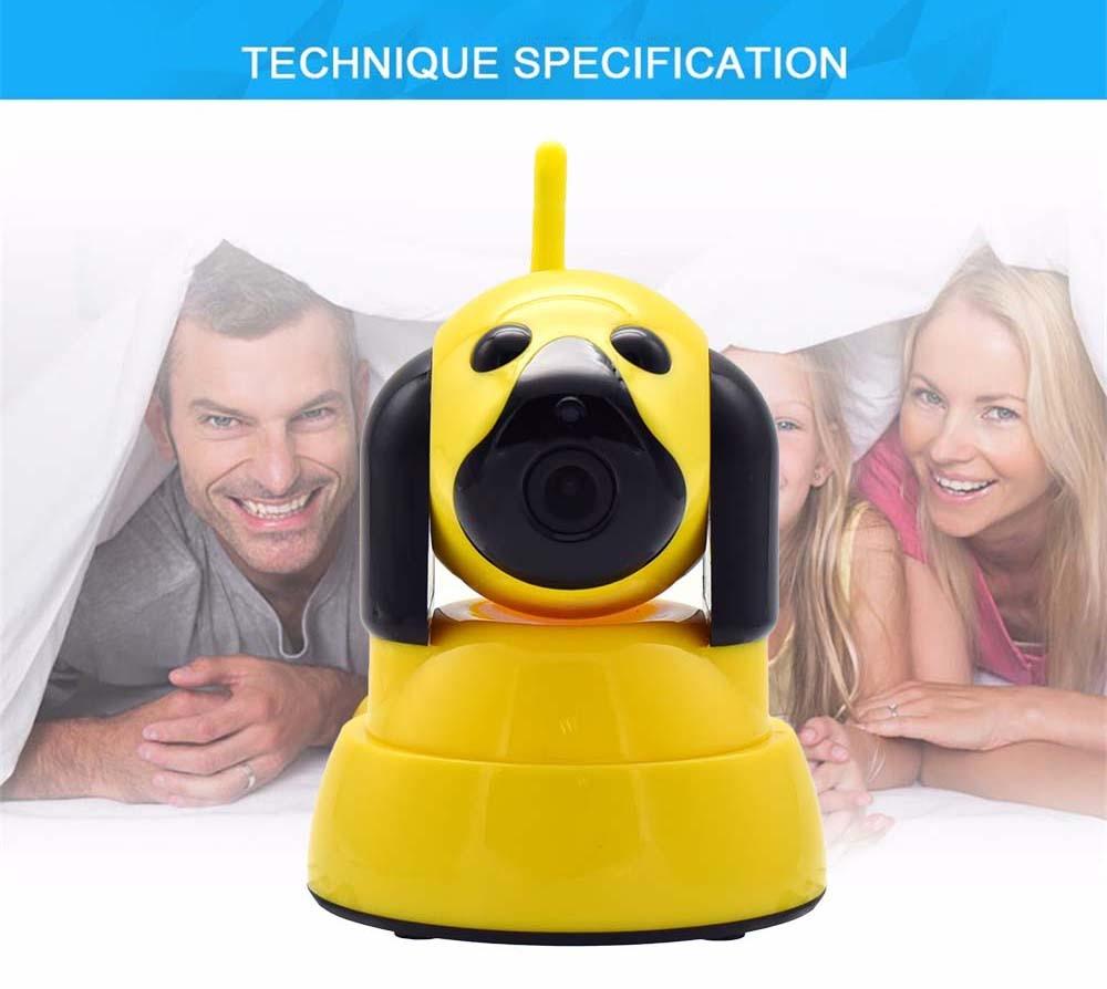 Wistino 720P Wireless IP Camera Motion Detection Home Baby Monitor IR Night Vision WiFi Camera Alarm Onvif Surveillance Security (21)