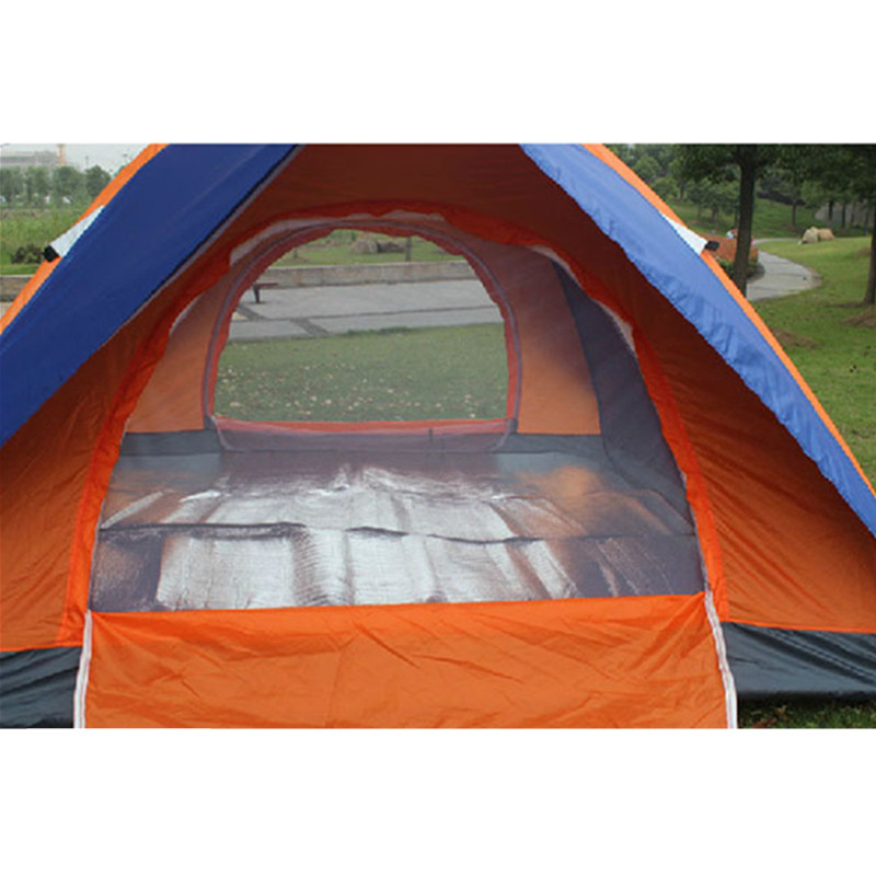 Outdoor Camping 2 Person Super Big Tent Double Layer Waterproof Large Space Tent Fishing Hanting Beach Tent 200140110cm (2)