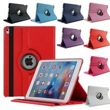New for iPad mini 1 mini 2 mini 3 Case 360 Rotation Flip Stand A1432 A1454 Protective 7.9'' Casefor iPad mini 1 2 3 Smart Cover(China)