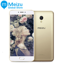 "Original Meizu MX6 32GB 3GB Global firmware OTA update Mobile Phone Android Cellular Deca Core 1920x1080P 5.5"" 12MP"