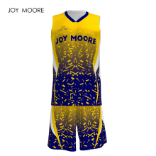 High Quality Basketball Suit Full Sublimation Printing Mini order 5pcs China low price(China)