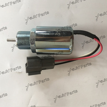 For Mitsubishi diesel engine parts S4L S4L2 Solenoid SA-3725-12(China)