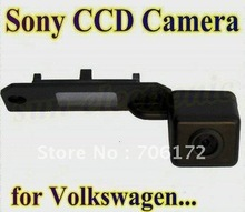 Sony CCD Special Car Rear View Reverse backup Camera rearview reversing for VW CADDY/PASSAT/JATTA/GOLF/TOURAN/SKODA SUPERB