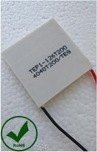 Thermoelectric power generation, TEP1-126T200, 40*40mm, cost-effective, beyond the TEP1-142T300 quality of foreign trade