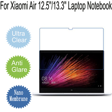 For Xiaomi Air 12.5''13.3'' Laptop Notebook Clear Matte Nano Soft Explosion-proof Screen Protector Protective Film(China)