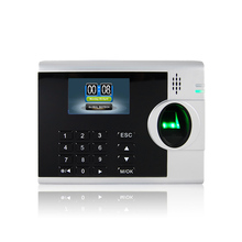 KA3000T fingerprint/RFID time attendance with standalone or network environment