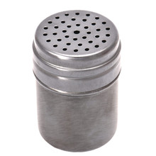 A3 1pc Spice Sugar Salt Pepper Herb Shaker Jar Toothpick Storage Bottle Stainless Steel free shipping wholesale(China)