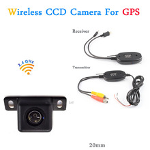 2.4G Wireless Module 2.5mm For Car GPS AUTO MINI Car Rear View Camera Reversing Camera Transmitter and Receiver Parking Aystem