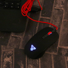 ESTONE G10 2400DPI LED Optical USB Wired game Gaming Mouse gamer For PC computer Laptop perfect upgrade Hot Promotion