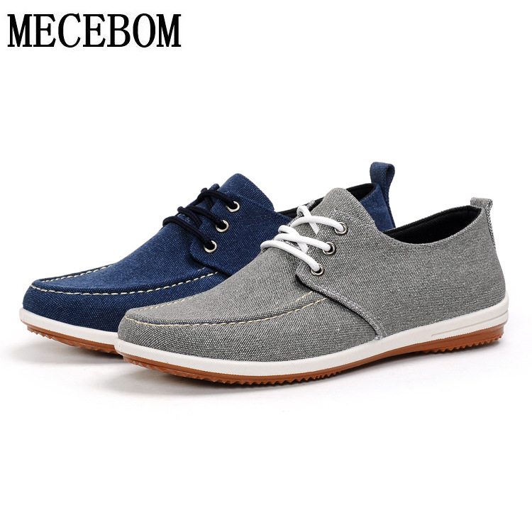 2017 Spring and Autumn High Quality super light Denim  Canvas Fashion Flats  Casual  Fashion Brand  Free Shipping men shoes<br><br>Aliexpress