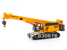 Ros Agritec Sennebogen 683HD 1:50 Scale Telescopic Crawler Crane Construction vehicles toy